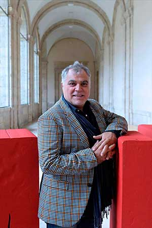 "Benito Zambrano: ""No me gusta que pasen muchos años entre películas"""