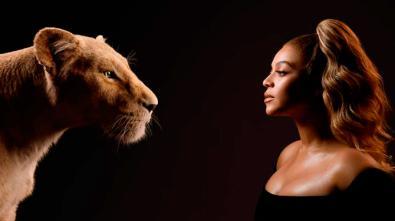 Beyoncé pone música a 'El rey león'