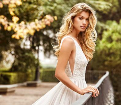 Diseños versátiles, para novias de espíritu libre