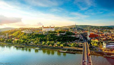 Razones para conocer los encantos de Bratislava