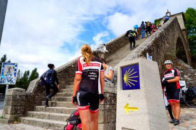 Los beneficios terapéuticos del Camino de Santiago