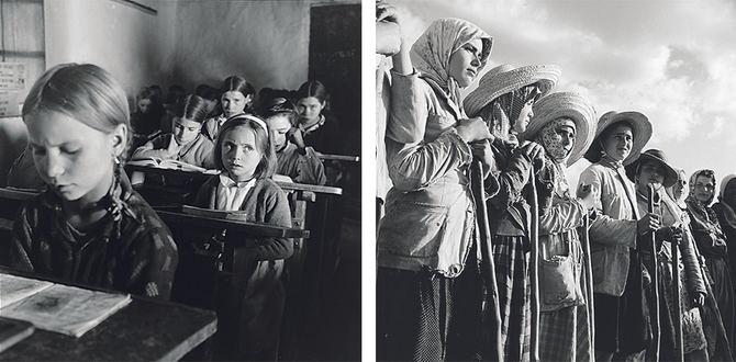 Las imágenes de Saura retratan un país pobre y analfabeto a través de las imágenes. Se trata de un trabajo de marcado carácter documental, que recupera una época casi 'irreal'.