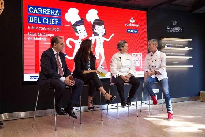 Una parte del valor económico de la inscripción será destinada al proyecto 'Restaurantes Contra el hambre', una iniciativa de la ONG Acción Contra el Hambre, que fusiona gastronomía y solidaridad.