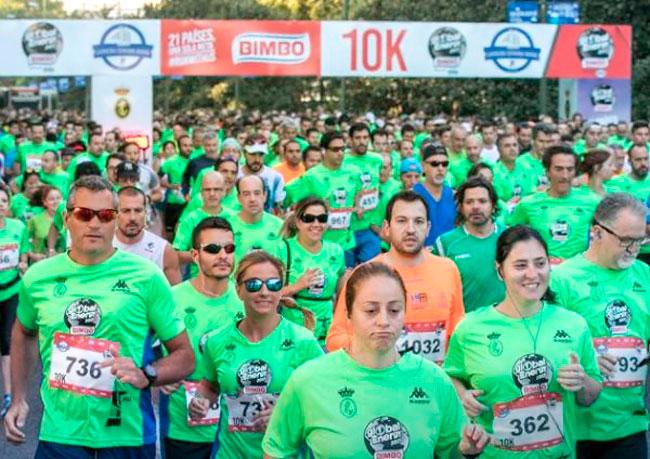 Bimbo Global Energy Race, una carrera con corazón