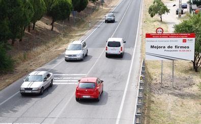 Mejoras en 400 kilómetros de carreteras de la región