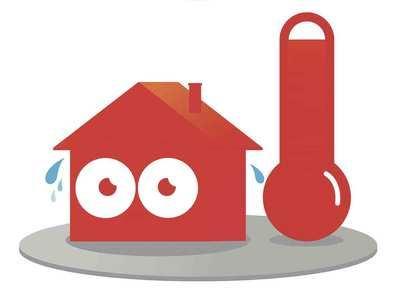 Cómo atajar los efectos del calor en tu vivienda para ahorrar a largo plazo