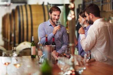 Aprender a catar vino en siete pasos