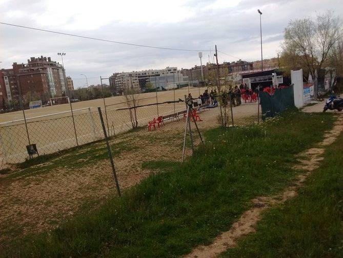 Además de un campo de hierba, se construirán más pistas deportivas