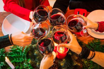 Las empresas invierten 90 euros por empleado en las cenas de Navidad