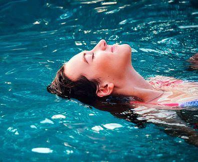 Actívate en el agua