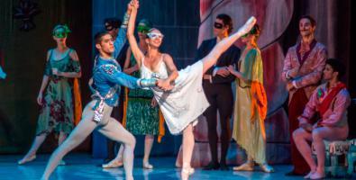 'Cenicienta': una coreografía llena de magia