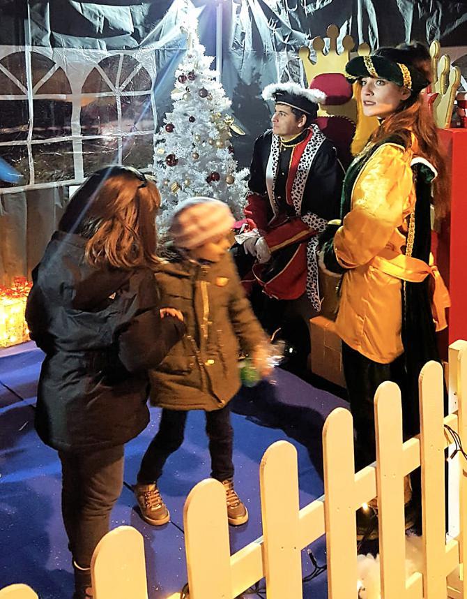 San Sebastián de los Reyes organiza la fiesta de entrega de premios del XX Concurso de dibujo infantil Carta a los Reyes Magos