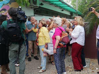 Retrasado el desalojo de los mayores de Las Cárcavas