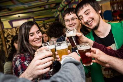 Lavapiés se convierte en el barrio de la cerveza