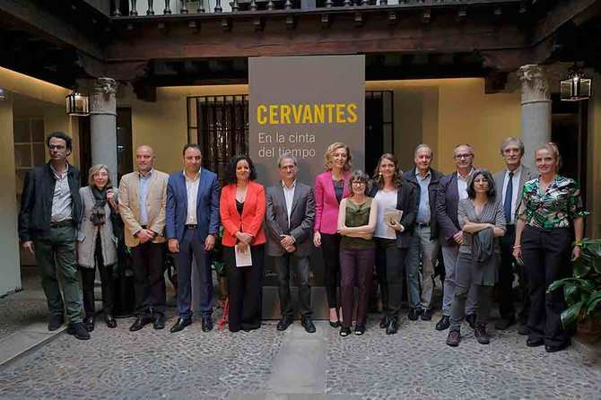 El Museo Casa Natal de Cervantes presenta una exposición sobre el universo cervantino en la fotografía y el audiovisual