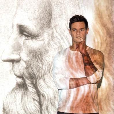 Los rostros de Leonardo da Vinci