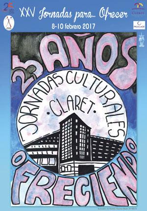 Colegio Claret: XXV Jornadas para... ofrecer