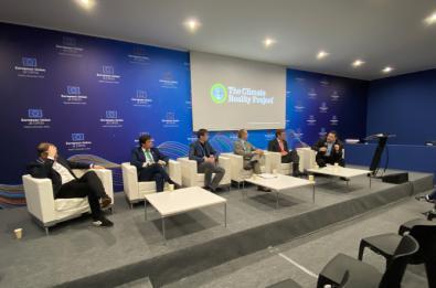 Debate sobre las ciudades sostenibles y resilentes al cambio climático