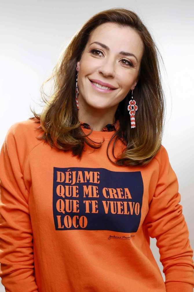 """Inés Sainz: """"Es una novela sobre todas las mujeres que hay en mí"""""""