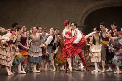 La Compañía Nacional de Danza celebra el IV Centenario de la Plaza Mayor