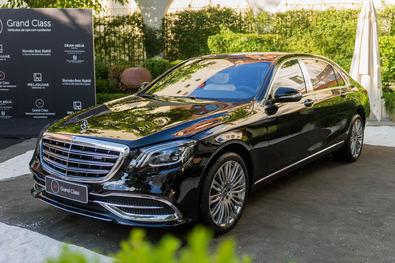 Grand Class incorpora en su flota de vehículos de lujo los Mercedes S Maybach