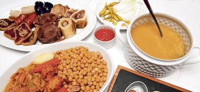 Ruta gastronómica de platos de cuchara