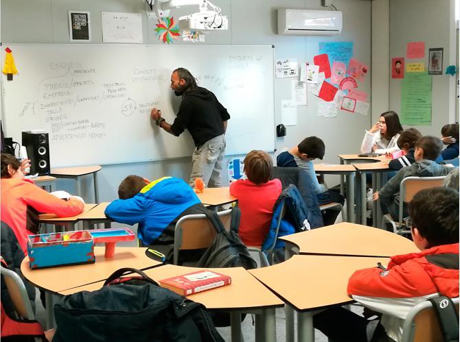 Fundación COPADE pone en marcha un proyecto para concienciar sobre el cumplimiento de los ODS en los colegios