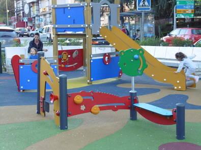 Juegos inclusivos en Celio Villalba