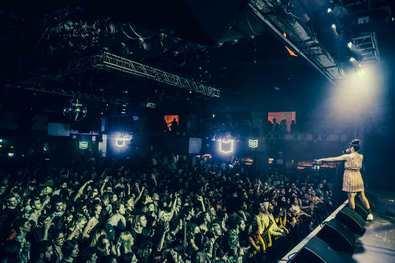 Sounds of Balllatine´s cierra su gira con un concierto sorpresa de Princess Nokia en la sala Razzmataz de Barcelona