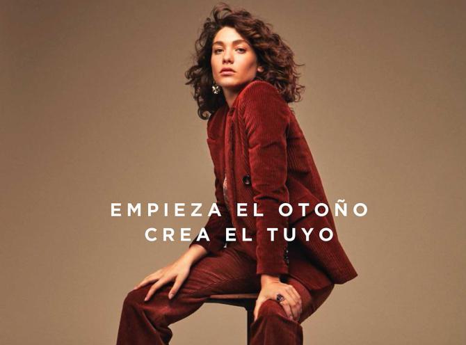'Empieza el Otoño, crea el tuyo', nueva campaña de moda mujer