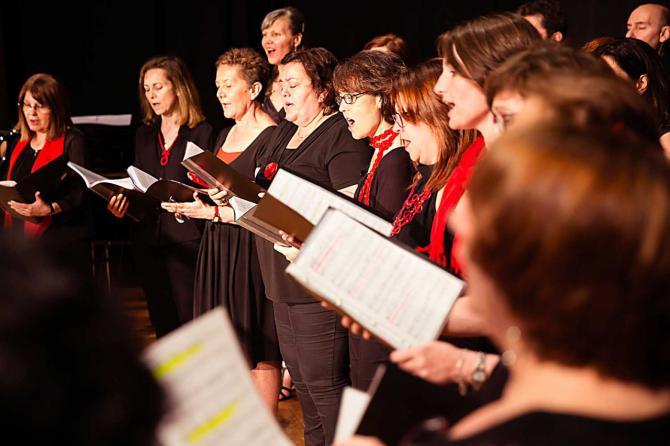 El Coro de la Sociedad Coral de Madrid recupera la 'Pequeña Misa Solemne' de Rossini