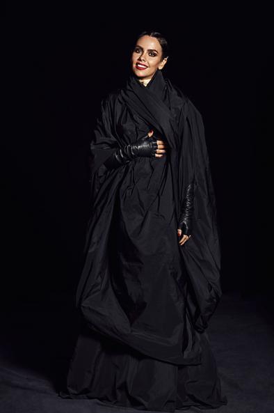 Cristina Pedroche se viste como una escultura