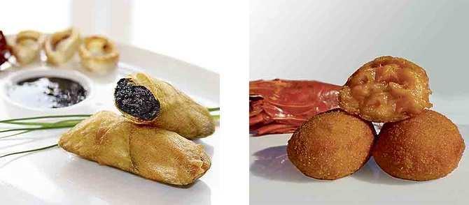 Croqueta y Presumida viste tu mesa estas fiestas con sus productos 'gourmet'