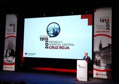Centenario del Hospital Central de la Cruz Roja