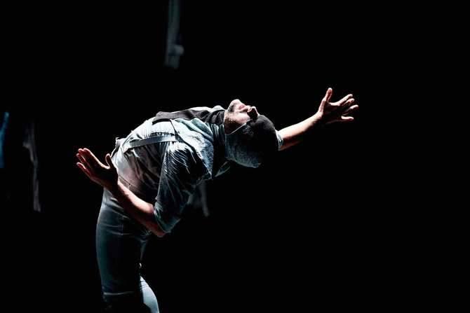 """El coreógrafo y bailarín Daniel Doña se enfrenta a la soledad en 'Cuerpo a cuerpo', estreno absoluto en """"Abierto en Canal"""""""