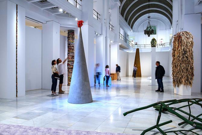 Sala Alcalá 31. Exposición de Sara Ramo.