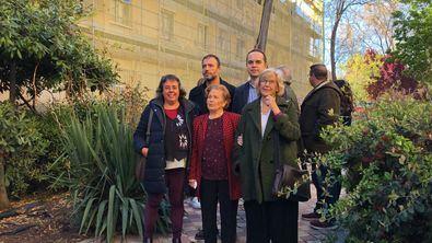 Barajas votó Más Madrid