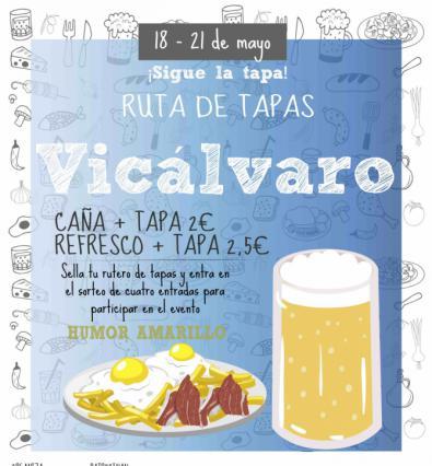 3ª edición de la Ruta de la Tapa anual en Vicálvaro