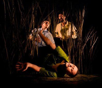 Daniel Doña traspasa las reglas formales de la creación coreográfica en su nuevo espectáculo, 'Psique'