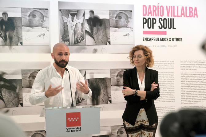 La condición humana a través de los 'encapsulados' de Darío Villalba