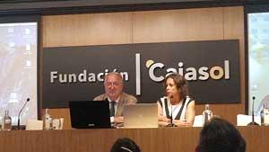 Leocadio Rodríguez Mañas y Catalina García Carrasco.