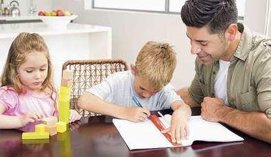 Los 'deberes' y el equilibrio en el tiempo de ocio