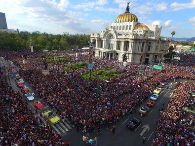 México y todos sus destinos se preparan para su celebración