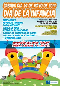 24 de mayo, Día de la Infancia en Barajas
