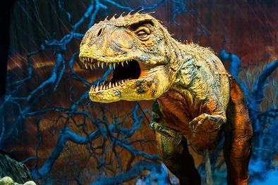 El espectáculo Caminando entre dinosaurios arrasa en su tour por Europa