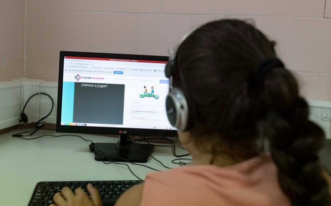 Un programa para la detección y tratamiento de la dislexia, para los alumnos de Primaria