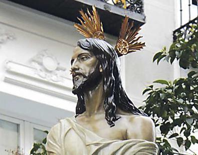 El Divino Cautivo 'descansa' en Díaz Porlier