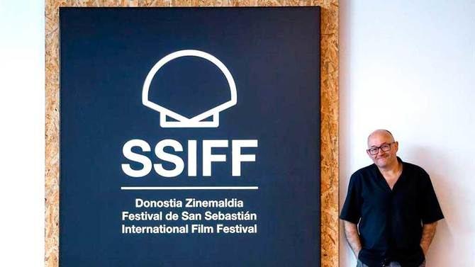 José Luis Rebordinos, director del Festival de Cine de San Sebastián.