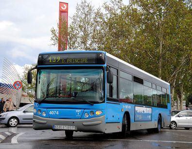 La M-35 del bus: de Carabanchel a San Blas en un pispás