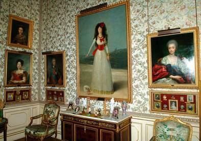 El Goya de la Duquesa, en Liria para la apertura